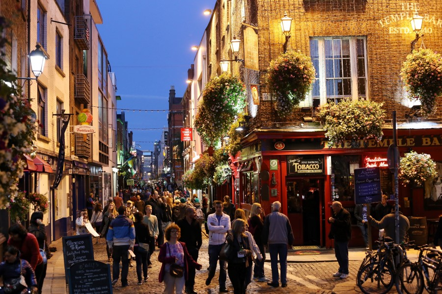 Dublin - friendly travel destination