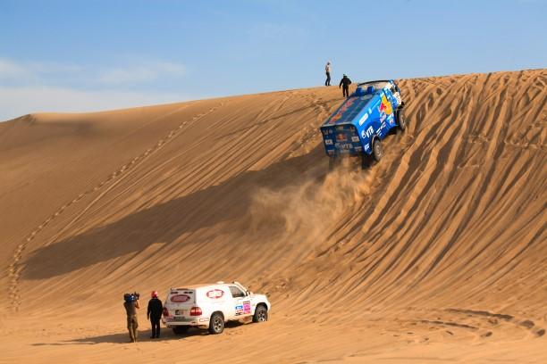 Dakar 2018 - Peru bewirbt sich für das Rennen