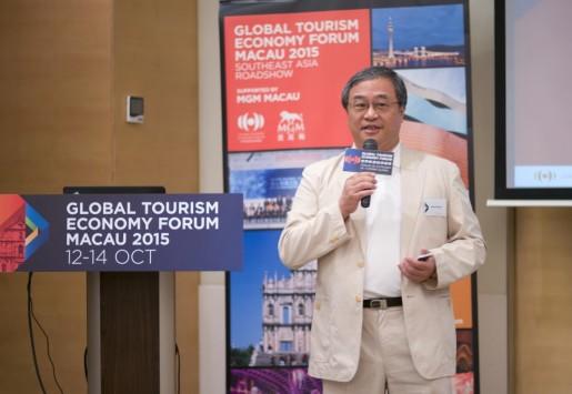 DAS GLOBAL TOURISM ECONOMIC FORUM 2015 ALS INTERAKTIVER MARKTPLATZ