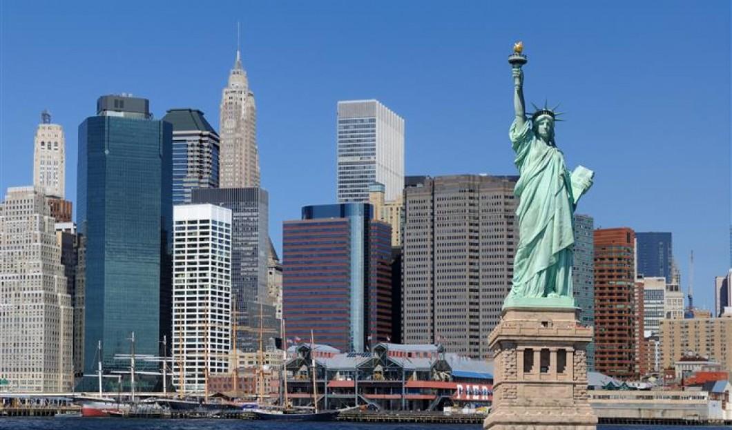 7) Freiheitsstatue, NYC, USA