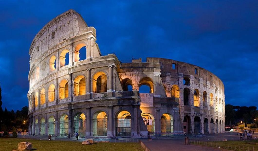 6) Kolosseum, Rom, Italien