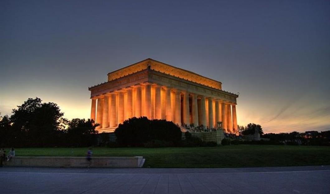 5) Lincoln Denkmal, Washington D.C., USA