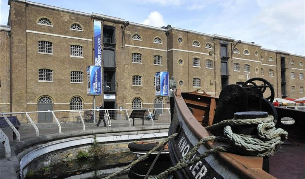 Museum von London Docklands