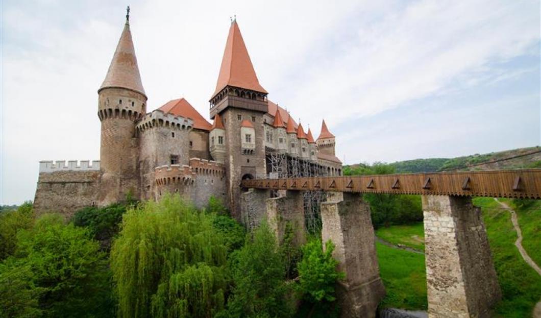 Schloss Hunyad, Rumänien.