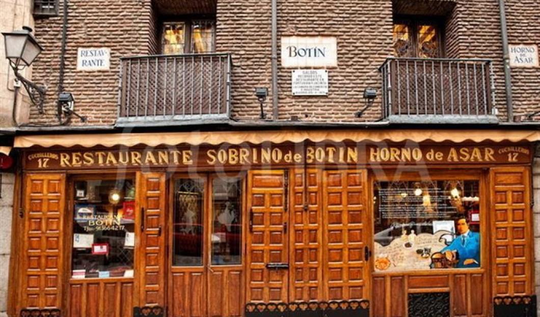 Botin in Madrid, Spanien