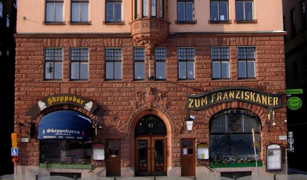 Zum Franziskaner in Stockholm, Schweden