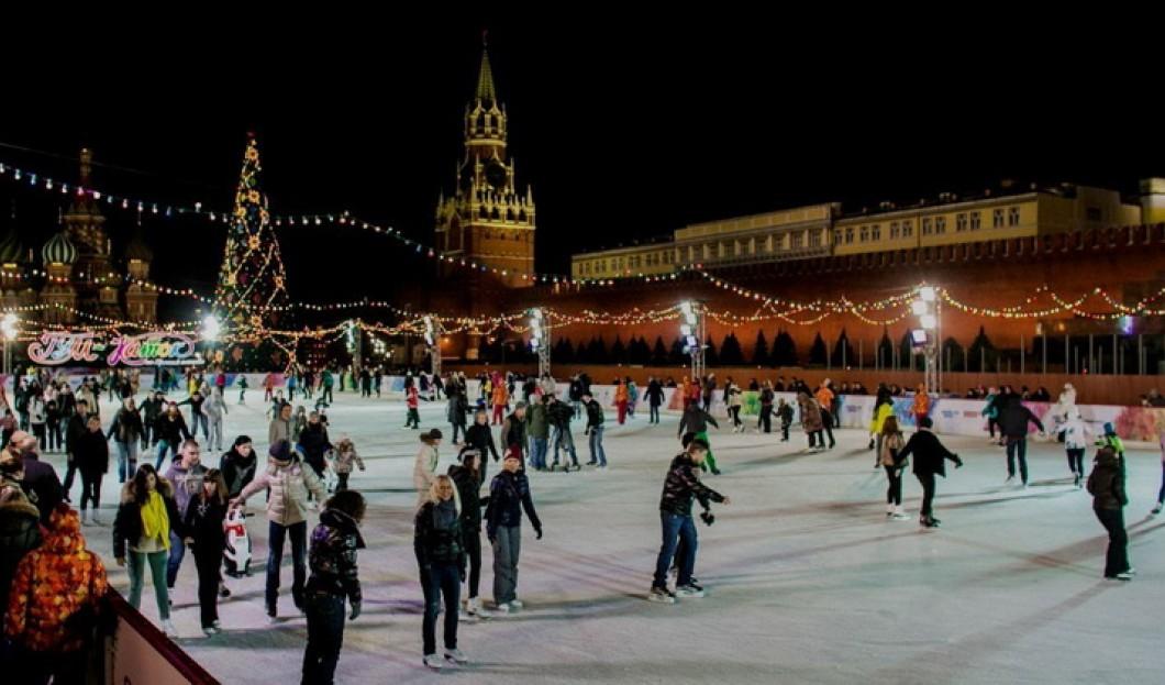 Moscow Christmas Festival