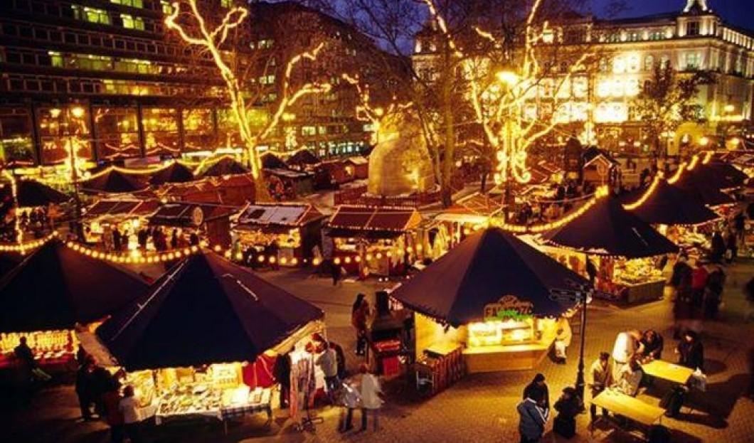 Budapest Christmas Fair und Winter Festival